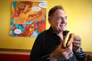 Wienerschnitzel founder John Galardi dies