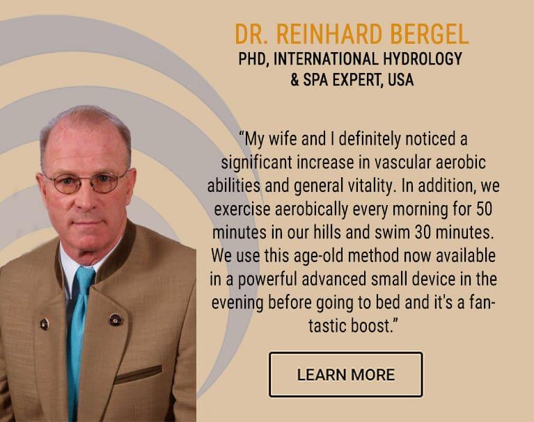 Dr Reinhard Bergel