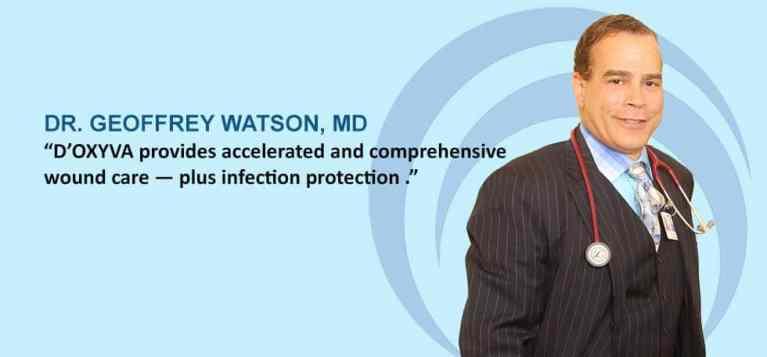 Dr. Geoffrey Watson MD D'OXYVA interview