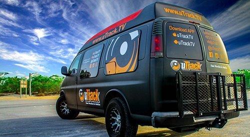 uTrack TV Outside Broadcasting Van