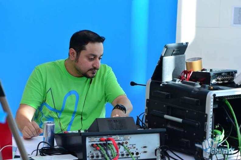 Livestream Director: Hasan AlDoy