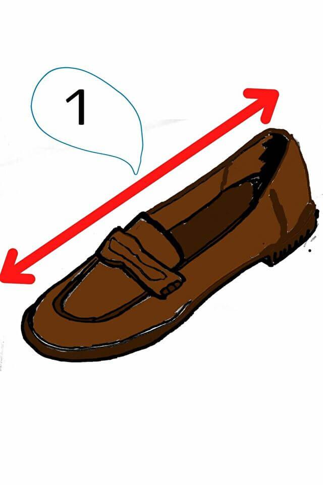 靴の選び方 ローファー