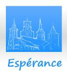 lien vers le site Paroisse de l'Espérance