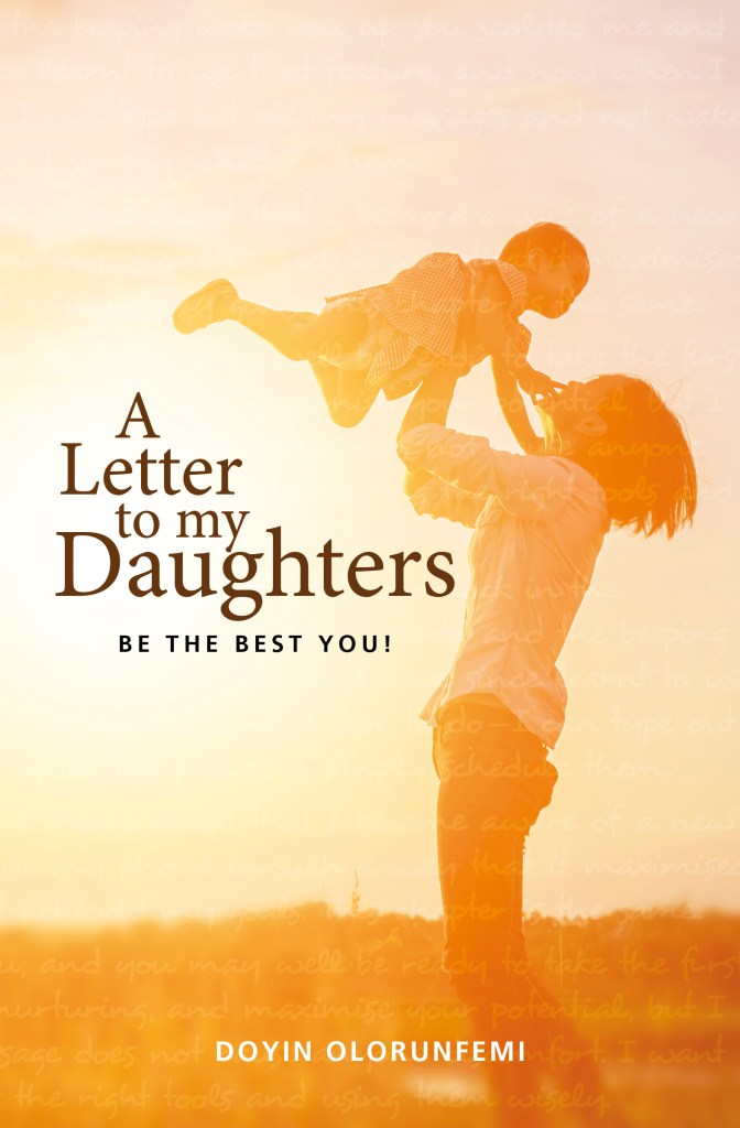 A Letter to my Daughters
