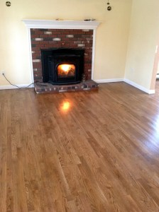 RESIDENTIAL WOOD FLOORING