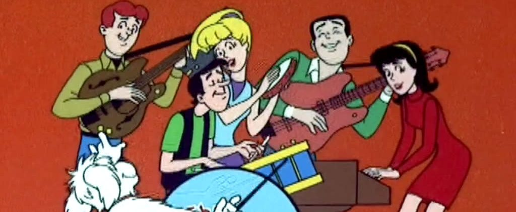 Everything's Archie Comics