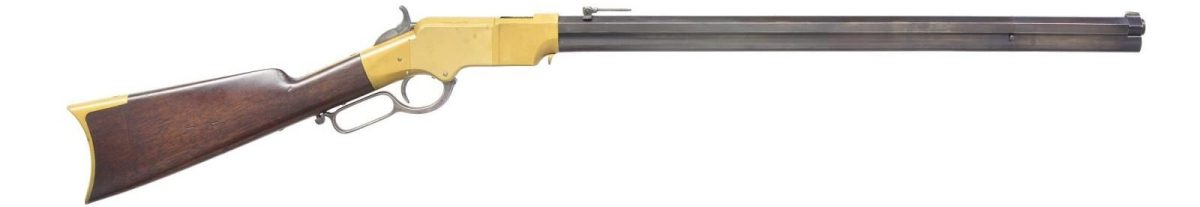 The Henry Repeating Rifle