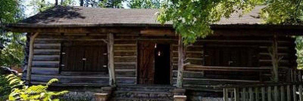 FFA Milton High School Log Cabin