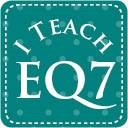 I teach EQ7