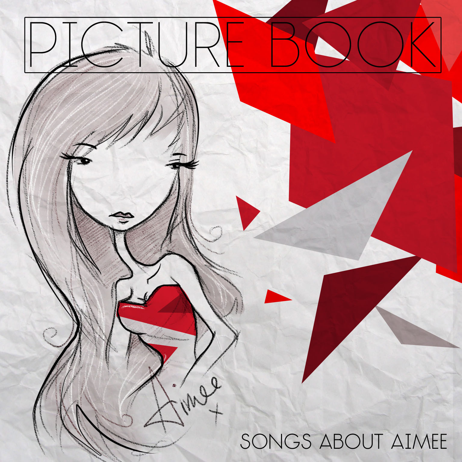 Picture Book – Songs About Aimee EP