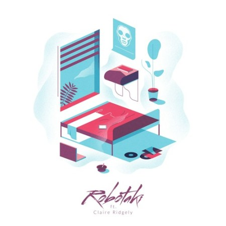 DYLTS - Robotaki - Ghostboy (feat. Claire Ridgely)