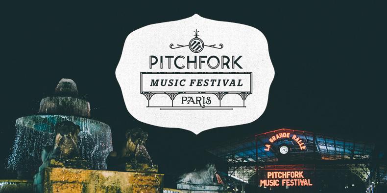 3 jours au Pitchfork Music Festival Paris