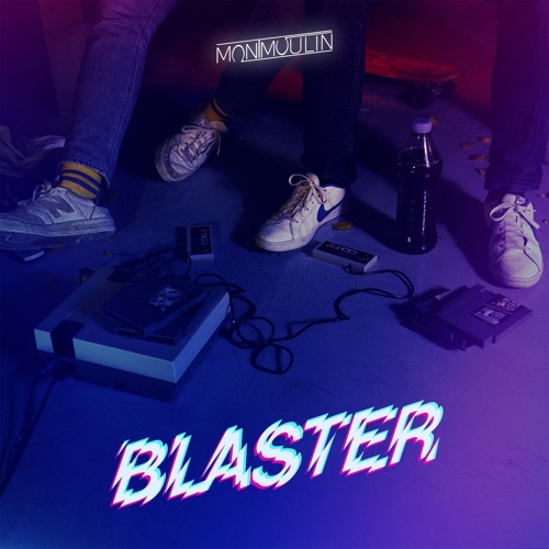 "Montmoulin takes us back to the 80's with ""Blaster"""