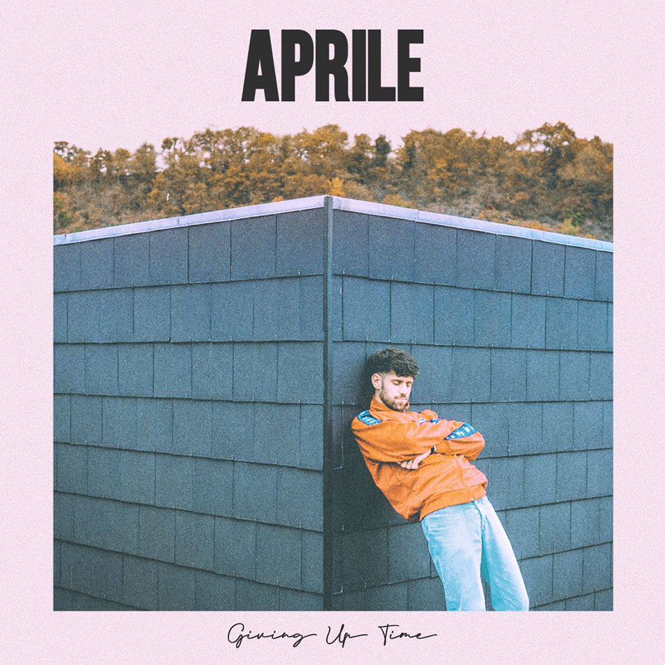 "Introducing Aprile with his EP ""Giving Up Time"""