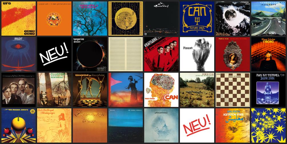 Krautrock e Kosmische Musik