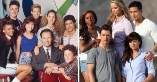 Wait Till You See What the Cast of 'Saved By the Bell ...