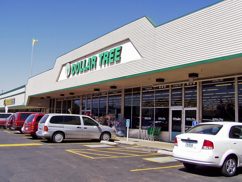 Dollar Tree Is The Next Retailer To Close Hundreds Of Stores