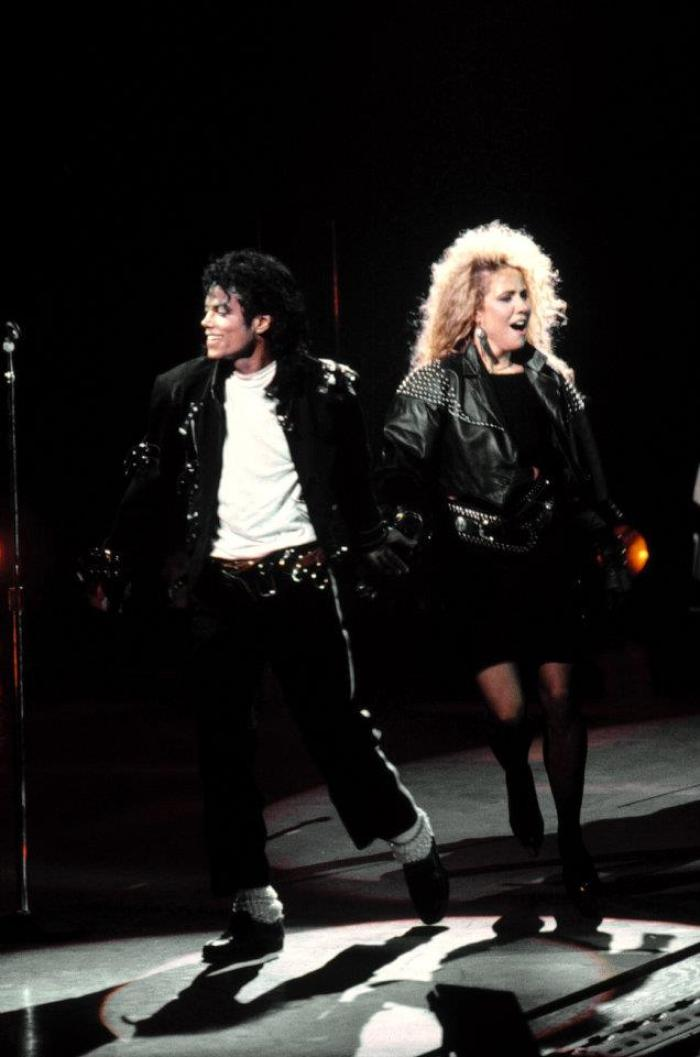 sheryl crow on tour with michael jackson