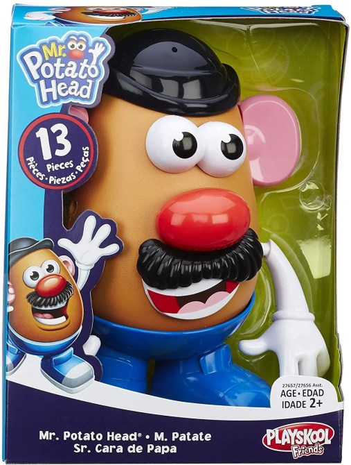 Nostalgic Mr. Potato Head Toy Is Going Gender Neutral
