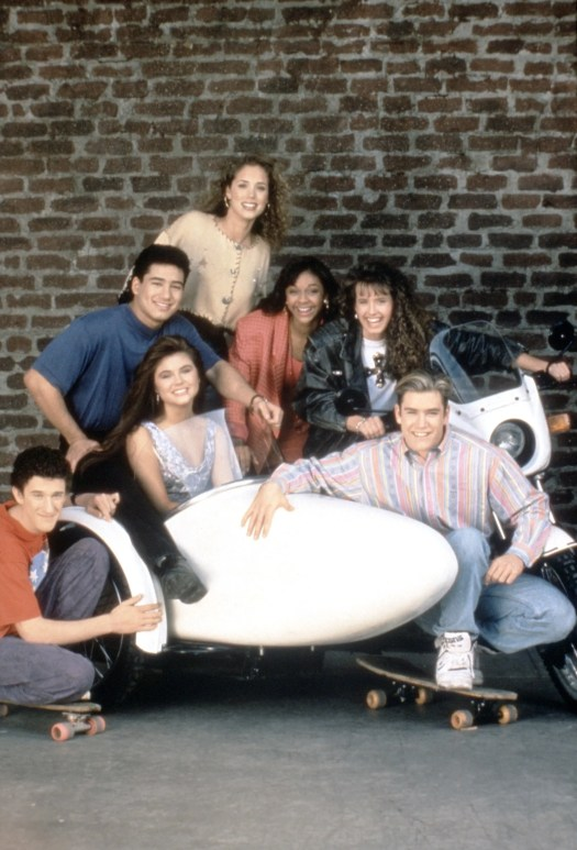 'Saved By The Bell' Co-Stars Pay Tribute To Dustin Diamond