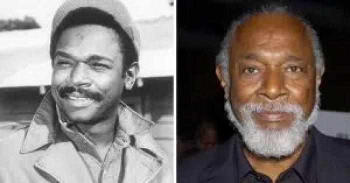 Ivan Dixon Then And Now