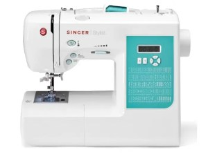 The SINGER® STYLIST™ 7258 sewing machine