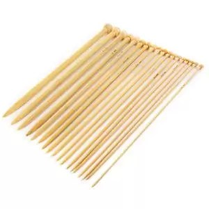 LIHAO Bamboo Knitting Set