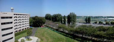 Vue depuis mon balcon (1)