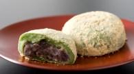 Mochi 餅 fourré à l'anko