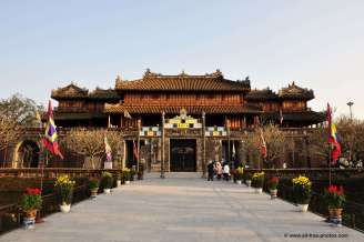 L'ancienne cité impériale (Đại Nội)