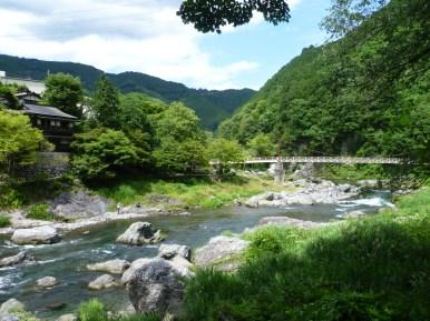 Pont près de Sawai Station
