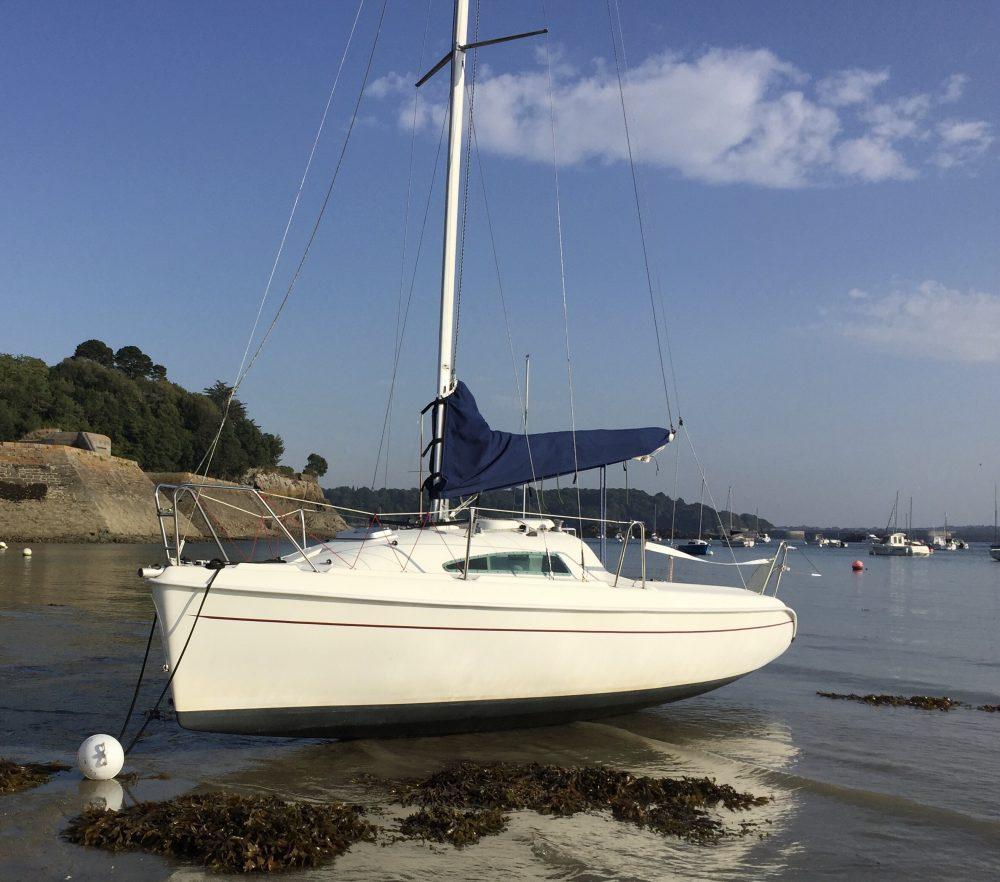 Présentation de notre voilier «Par Hasard»