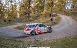 MIKE COPPENS/RENAUD JAMOUL rallye international du Valais 2017