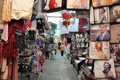 Stanley Market - Hong Kong, S.A.R. China