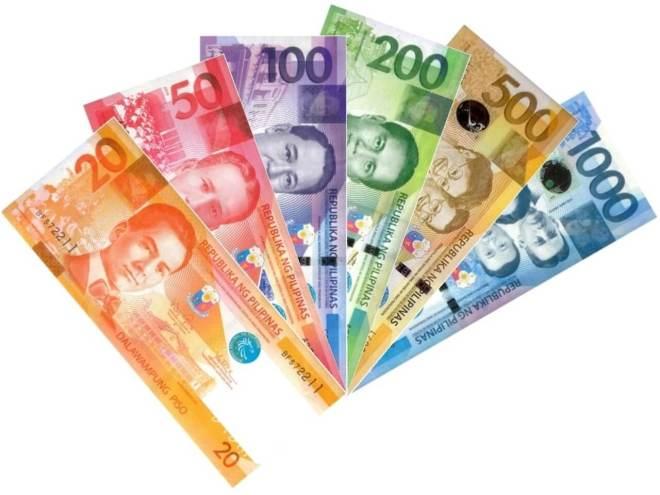 Bankbiljetten Filipijnse Peso