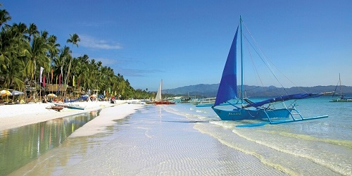We sluiten de groepsrondreis Filipijnen af op het prachtige Boracay