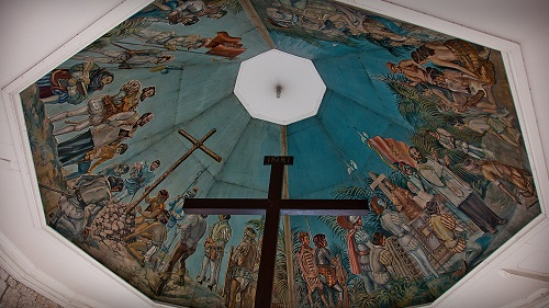 Magellan's Cross - Cebu City, Central Visayas, Filipijnen