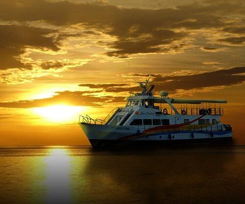 Diner Cruise - Manila Bay, Manilla, Luzon, Filipijnen