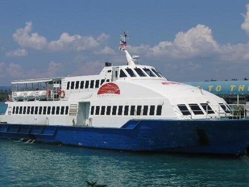 Veerboot van Bohol naar Cebu, Dumaguete of Siquijor, Filipijnen