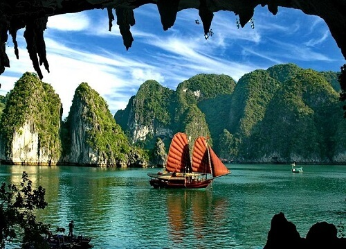 Bai Tu Long Bay - Halong Bay, Noord Vietnam