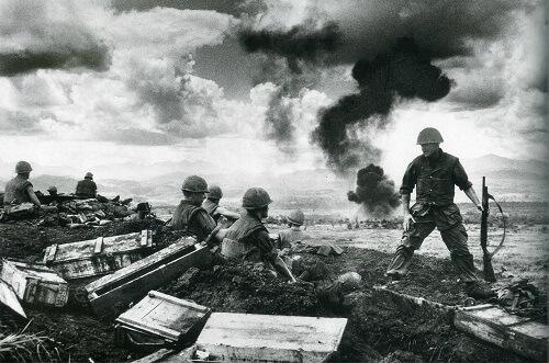 Khe Sanh in 1968 - Vietnam
