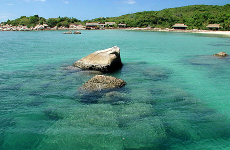 Mot Island - Nha Trang, Midden Vietnam