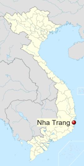 Locatie Hanoi - Noord Vietnam