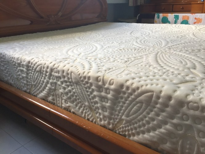 Qoo10 Seahorse Hecom Memory Queen Size Mattress For Household Bedding