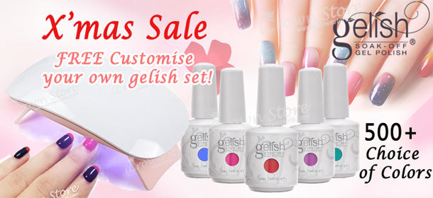Christmas Giveaways No 1 Best Seller Gelish Nail Polish Electronic S