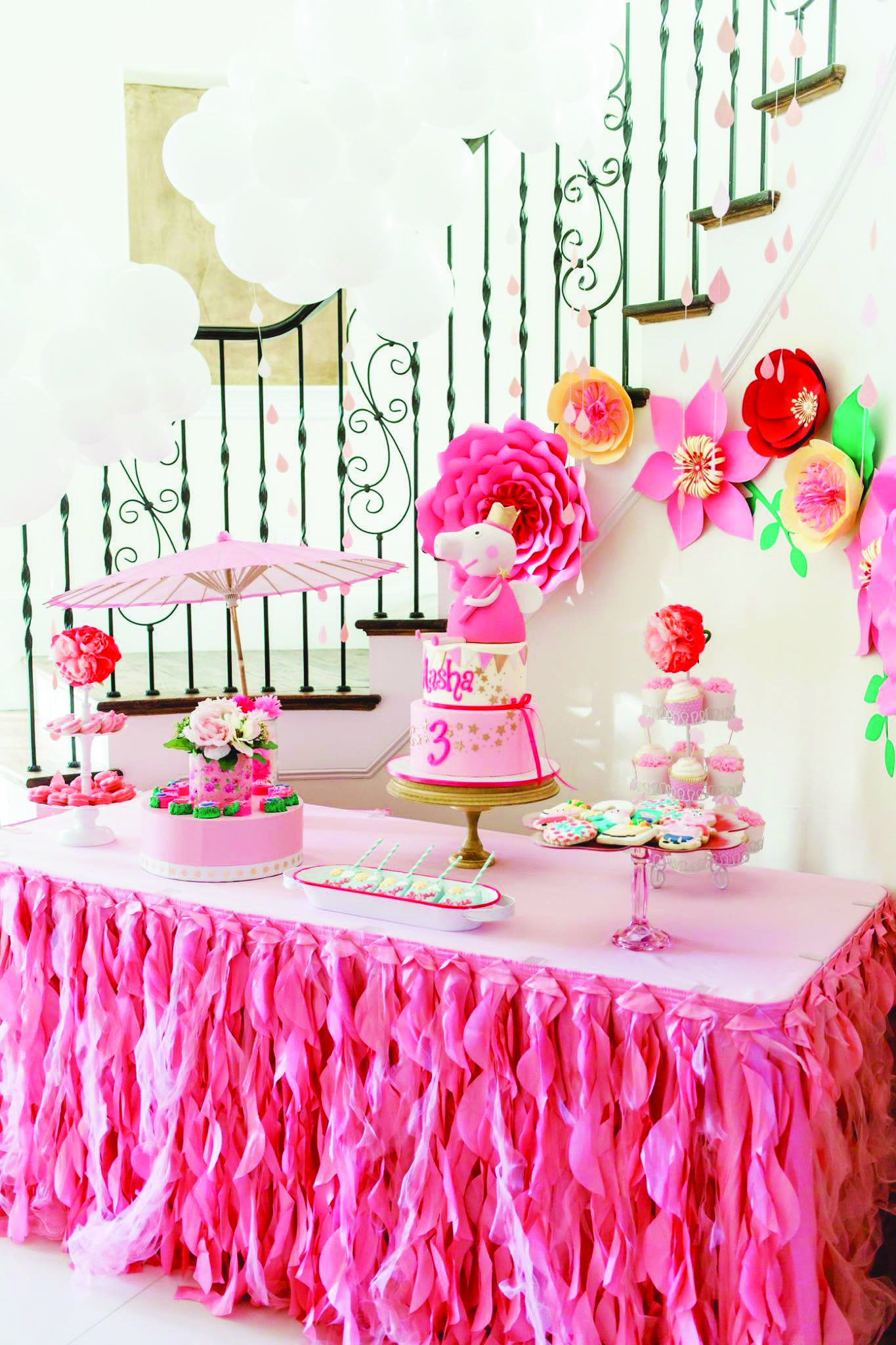 The Ultimate Peppa Pig Themed Birthday Party Dfwchild