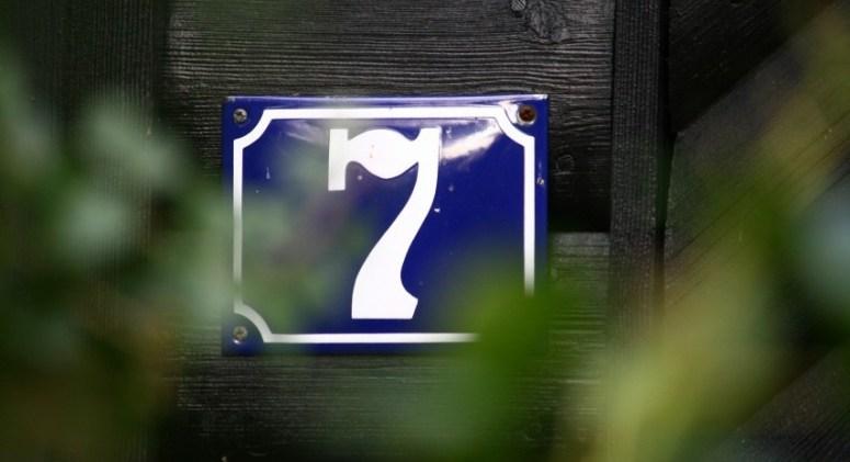 Image result for 7 number