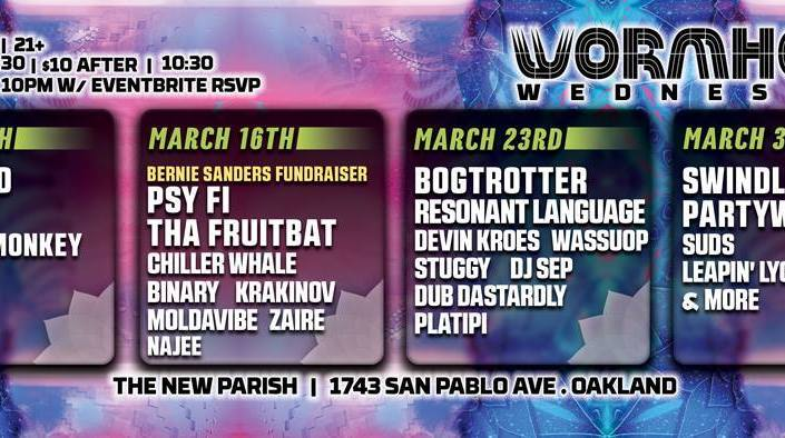 Wormhole March 23