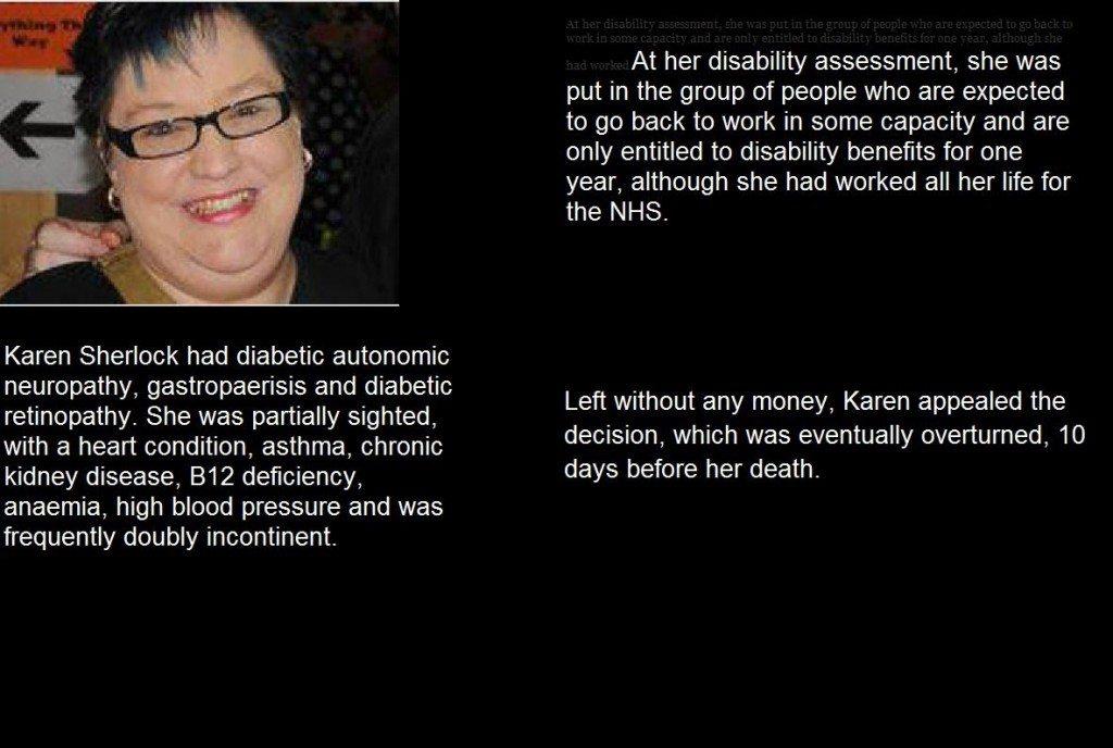 Karen Sherlock The whole story