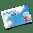 RelianceCard Patent